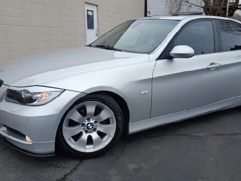 2007 BMW 3 Series
