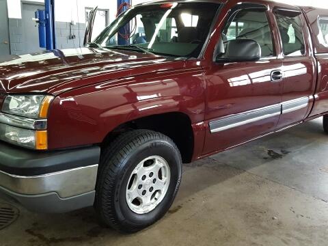2003 Chevrolet Silverado 1500 Z71