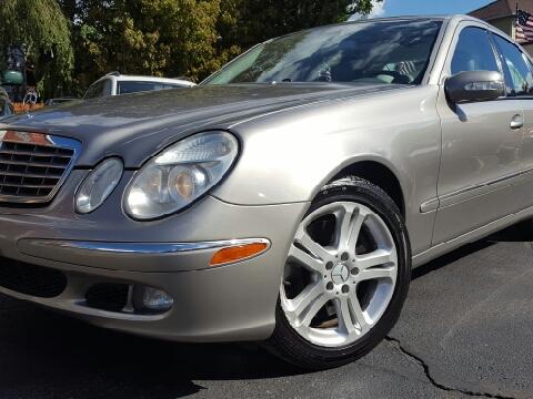 2005 Mercedes-Benz E-Class