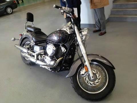 2005 Yamaha V-Star 650