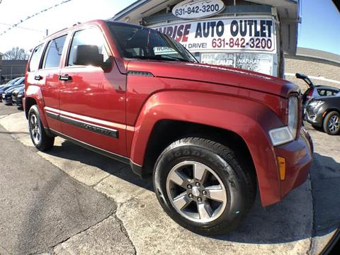 2008 Jeep Liberty for sale in Amityville, NY