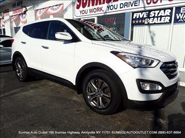 2013 Hyundai Santa Fe Sport for sale in Amityville NY