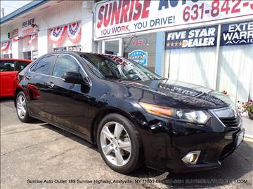 2011 Acura TSX for sale in Amityville NY