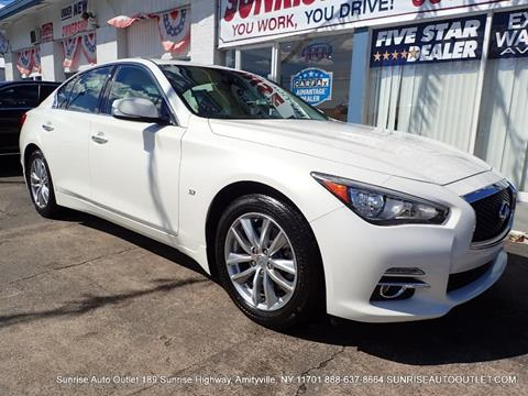 2015 infiniti q50 for sale in new york. Black Bedroom Furniture Sets. Home Design Ideas