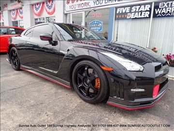 2015 Nissan GT-R for sale in Amityville, NY