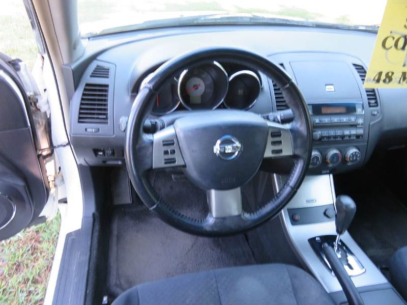 2006 Nissan Altima 2.5 S 4dr Sedan w/Automatic - Thomasville NC
