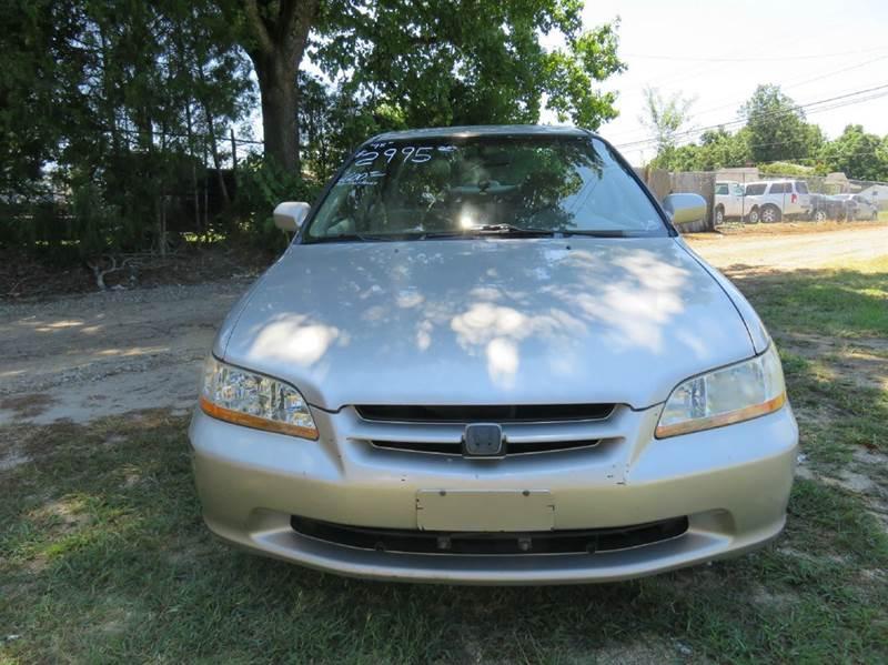 1998 Honda Accord LX 4dr Sedan - Thomasville NC