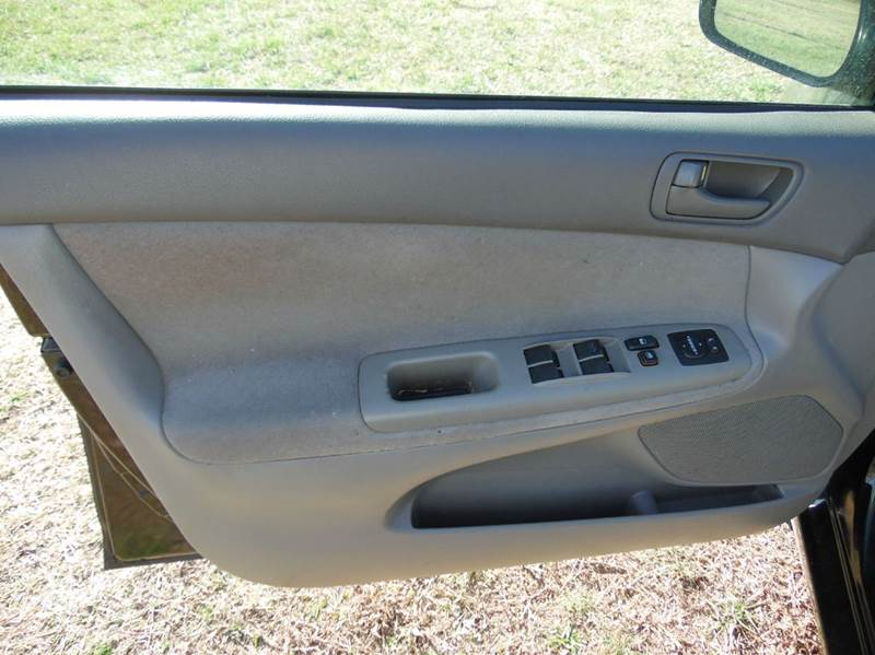 2002 Toyota Camry LE V6 4dr Sedan - Thomasville NC