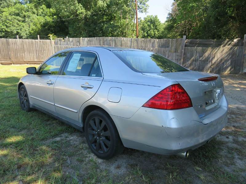 2007 Honda Accord Special Edition V-6 4dr Sedan - Thomasville NC