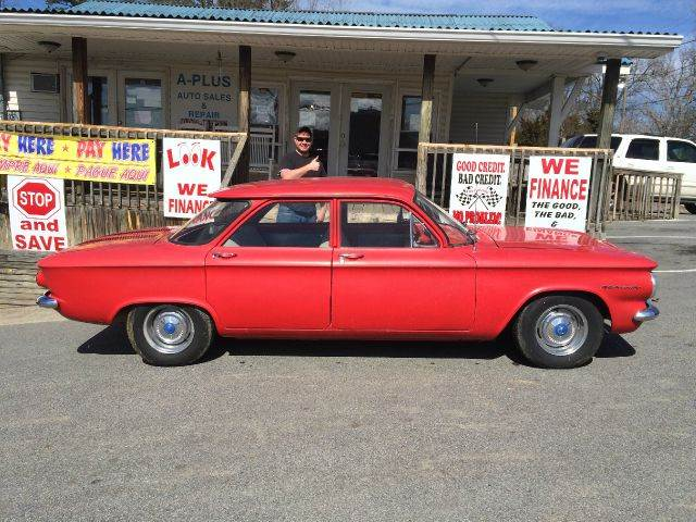 1960 Chevrolet Corvair  - Thomasville NC