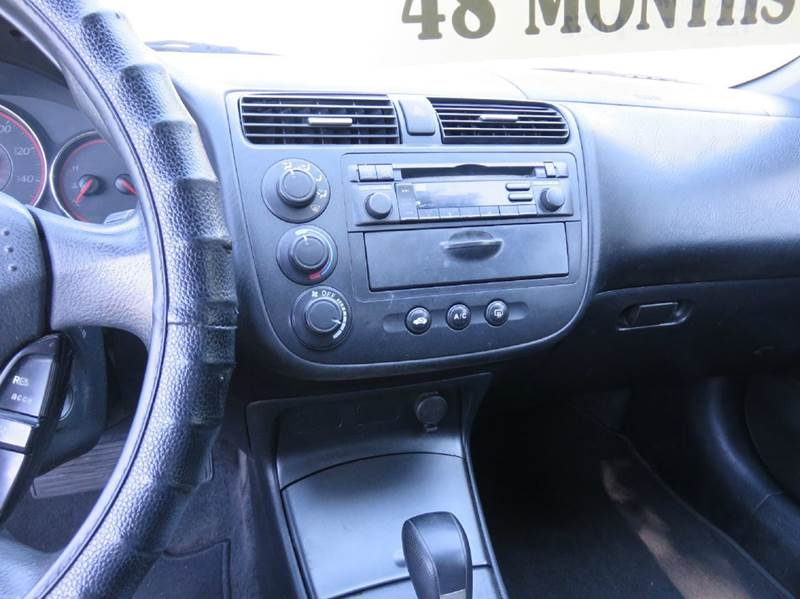 2003 Honda Civic EX 2dr Coupe - Thomasville NC