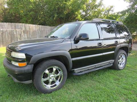 2004 Chevrolet Tahoe for sale in Thomasville, NC