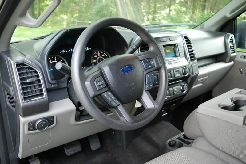 2016 Ford F-150 4x4 XLT 4dr SuperCrew 5.5 ft. SB - Harrisonburg VA