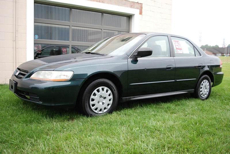 2001 Honda Accord Value 4dr Sedan - Harrisonburg VA