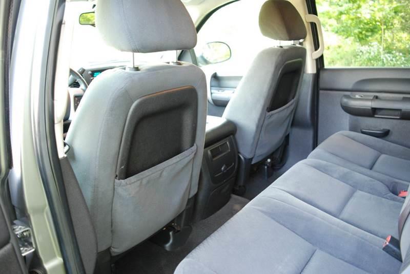 2007 Chevrolet Silverado 1500 LT2 4dr Crew Cab 4WD 5.8 ft. SB - Harrisonburg VA