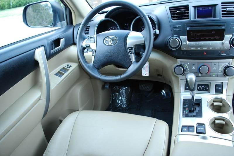 2012 Toyota Highlander AWD SE 4dr SUV - Harrisonburg VA