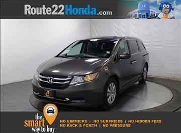2014 Honda Odyssey for sale in Hillside NJ