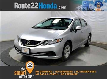 2013 Honda Civic for sale in Hillside, NJ