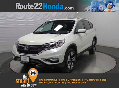 2016 Honda CR-V for sale in Hillside NJ