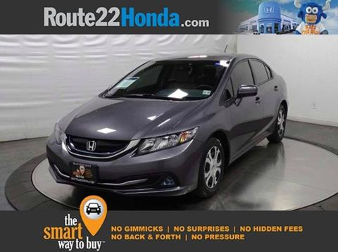 2015 Honda Civic for sale in Hillside NJ