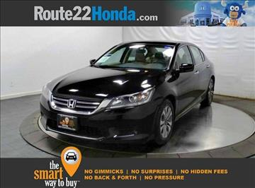 2014 Honda Accord for sale in Hillside, NJ