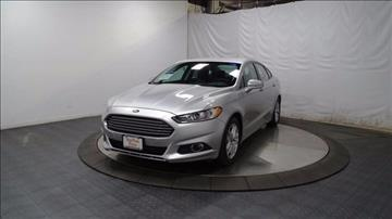 2013 Ford Fusion for sale in Hillside, NJ