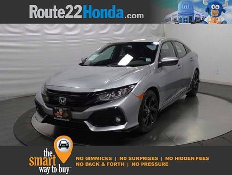 2017 Honda Civic for sale in Hillside NJ