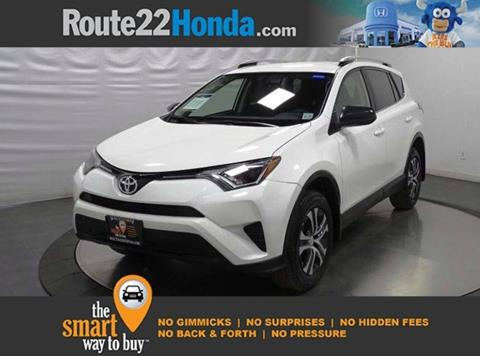 2016 Toyota RAV4 for sale in Hillside, NJ