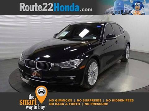 2014 BMW 3 Series for sale in Hillside, NJ