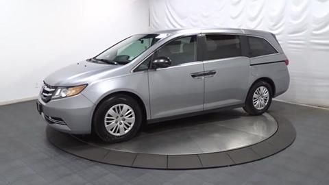 2016 Honda Odyssey for sale in Hillside NJ