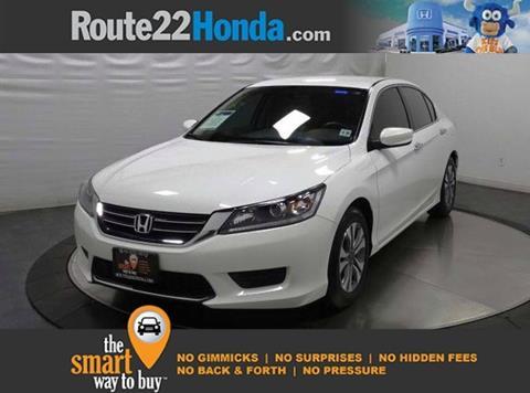 2015 Honda Accord for sale in Hillside NJ