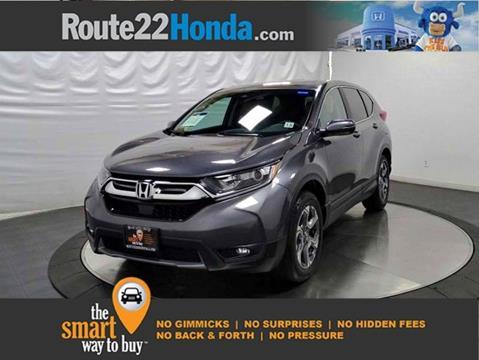 2017 Honda CR-V for sale in Hillside NJ