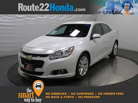 2015 Chevrolet Malibu for sale in Hillside NJ