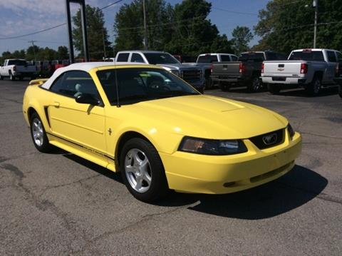 2003 Ford Mustang for sale in Malden MO