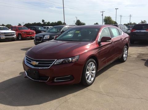 2017 Chevrolet Impala for sale in Malden MO