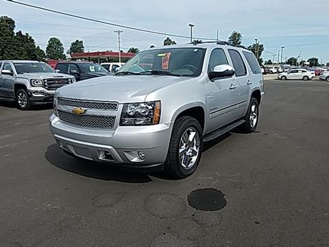 2012 Chevrolet Tahoe for sale in Malden MO