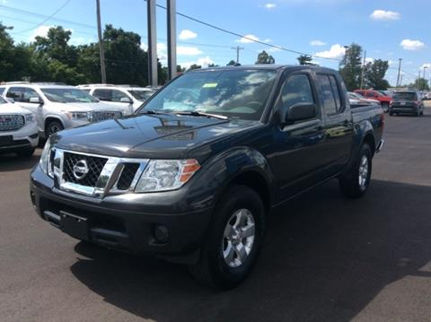 2013 Nissan Frontier for sale in Malden MO