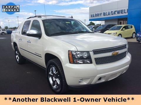 2013 Chevrolet Black Diamond Avalanche for sale in Malden MO