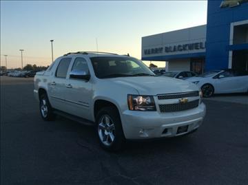 2013 Chevrolet Black Diamond Avalanche for sale in Malden, MO
