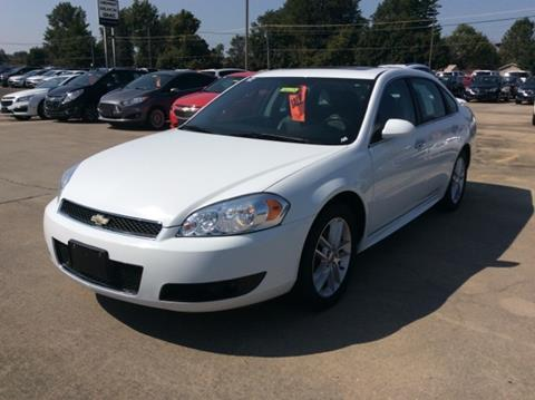 2012 Chevrolet Impala for sale in Malden MO
