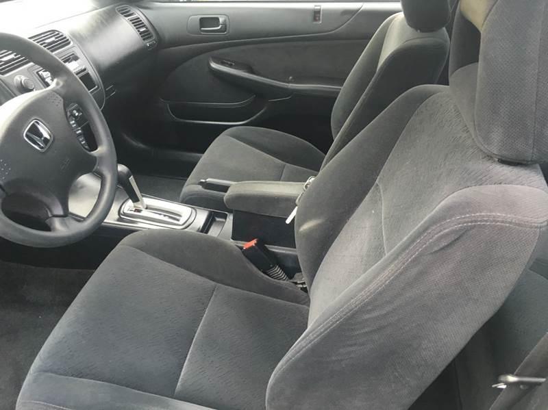 2004 Honda Civic EX 2dr Coupe - Alexandria VA
