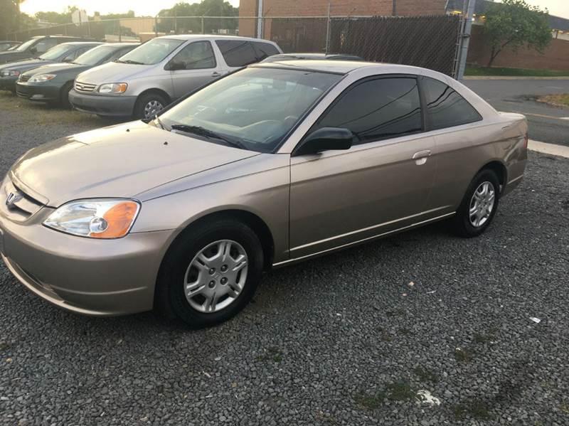2002 Honda Civic LX 2dr Coupe - Alexandria VA