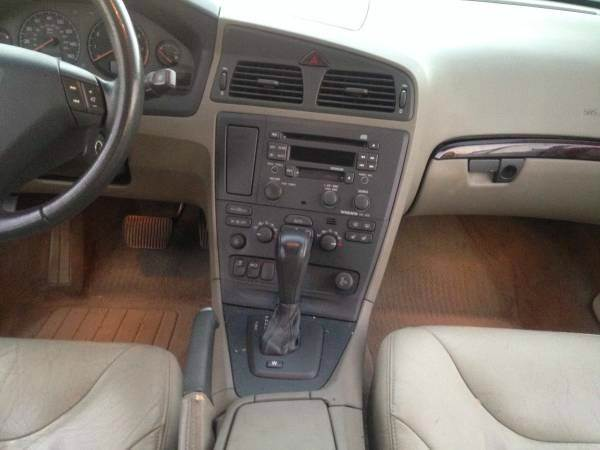 2002 Volvo S60 AWD 4dr 2.4T Turbo Sedan - Alexandria VA