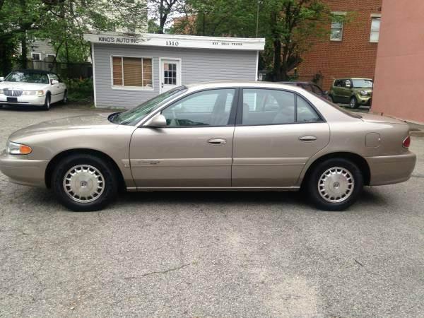 2000 Buick Century Limited 4dr Sedan - Alexandria VA