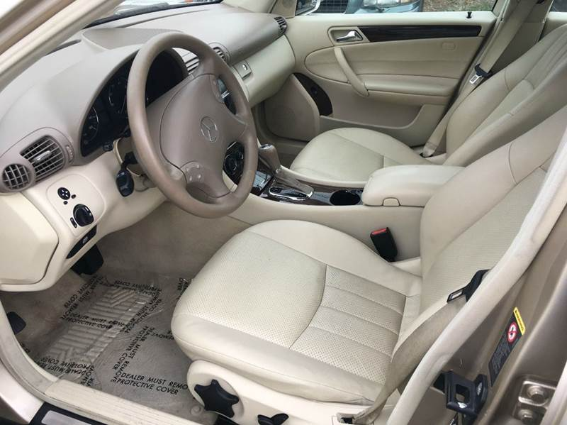 2005 Mercedes-Benz C-Class AWD C 240 4MATIC 4dr Sedan - Alexandria VA