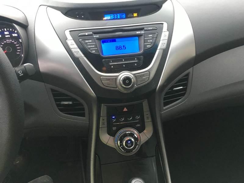 2013 Hyundai Elantra GLS 4dr Sedan - Alexandria VA