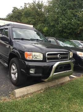2004 Nissan Pathfinder for sale in Gaithersburg, MD