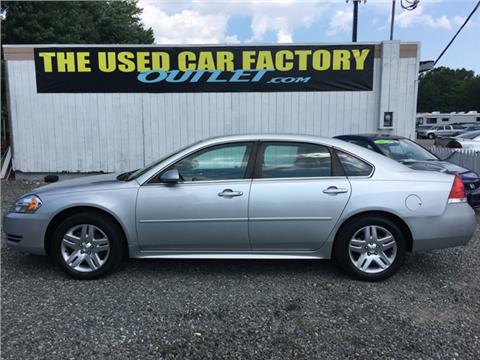 2012 Chevrolet Impala for sale in Toms River, NJ