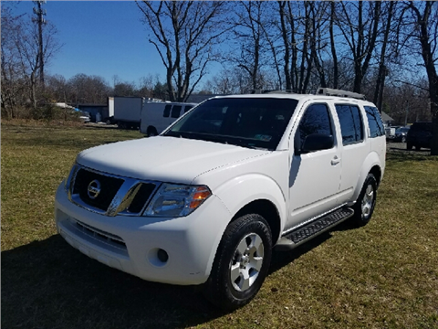 2009 Nissan Pathfinder for sale in Toms River, NJ