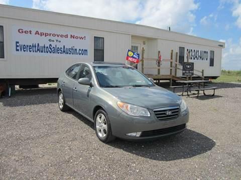2009 Hyundai Elantra for sale in Austin, TX